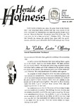 Herald of Holiness Volume 47 Number 02 (1958)