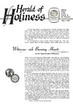 Herald of Holiness Volume 47 Number 10 (1958)
