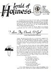 Herald of Holiness Volume 47 Number 15 (1958)