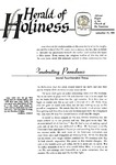 Herald of Holiness Volume 47 Number 29 (1958)