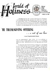 Herald of Holiness Volume 47 Number 34 (1958)
