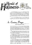Herald of Holiness Volume 47 Number 37 (1958)