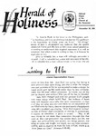 Herald of Holiness Volume 47 Number 39 (1958)