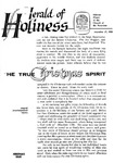 Herald of Holiness Volume 47 Number 42 (1958)