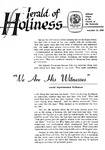Herald of Holiness Volume 47 Number 44 (1958)