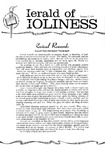 Herald of Holiness Volume 47 Number 45 (1959)