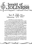 Herald of Holiness Volume 47 Number 52 (1959)