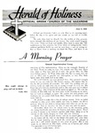 Herald of Holiness Volume 45 Number 14 (1956)