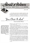 Herald of Holiness Volume 45 Number 15 (1956)