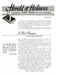 Herald of Holiness Volume 45 Number 21 (1956)