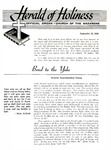 Herald of Holiness Volume 45 Number 28 (1956)