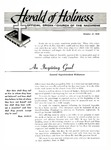 Herald of Holiness Volume 45 Number 33 (1956)