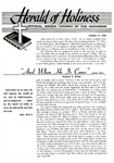 Herald of Holiness Volume 45 Number 35 (1956)