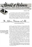Herald of Holiness Volume 45 Number 40 (1956)