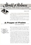 Herald of Holiness Volume 45 Number 48 (1957)