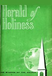Herald of Holiness Volume 44 Number 01 (1955) by Stephen S. White (Editor)