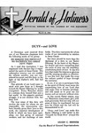 Herald of Holiness Volume 44 Number 02 (1955)
