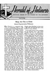 Herald of Holiness Volume 44 Number 15 (1955)