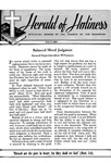 Herald of Holiness Volume 44 Number 18 (1955)