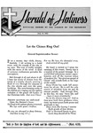 Herald of Holiness Volume 44 Number 19 (1955)