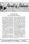Herald of Holiness Volume 44 Number 21 (1955)