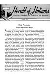 Herald of Holiness Volume 44 Number 22 (1955)