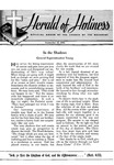 Herald of Holiness Volume 44 Number 29 (1955)