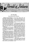 Herald of Holiness Volume 44 Number 42 (1955)