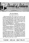 Herald of Holiness Volume 44 Number 43 (1955)