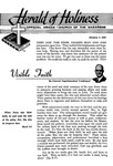 Herald of Holiness Volume 44 Number 44 (1956)