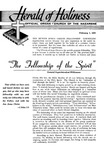 Herald of Holiness Volume 44 Number 48 (1956)