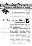 Herald of Holiness Volume 44 Number 49 (1956)