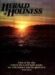 Herald of Holiness Volume 66 Number 20 (1977)