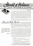 Herald of Holiness Volume 46 Number 10 (1957)