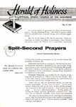 Herald of Holiness Volume 46 Number 11 (1957)