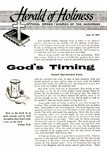 Herald of Holiness Volume 46 Number 15 (1957)