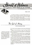 Herald of Holiness Volume 46 Number 32 (1957)