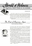 Herald of Holiness Volume 46 Number 36 (1957)