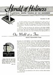 Herald of Holiness Volume 46 Number 39 (1957)