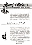 Herald of Holiness Volume 46 Number 41 (1957)