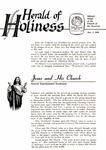Herald of Holiness Volume 46 Number 44 (1958)