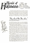 Herald of Holiness Volume 46 Number 46 (1958)