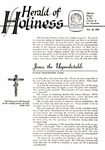 Herald of Holiness Volume 46 Number 47 (1958)