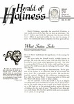 Herald of Holiness Volume 46 Number 48 (1958)