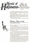 Herald of Holiness Volume 46 Number 49 (1958)