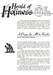 Herald of Holiness Volume 46 Number 50 (1958)