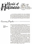 Herald of Holiness Volume 46 Number 51 (1958)