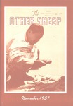 The Other Sheep Volume 38 Number 11 by Remiss Rehfeldt (Editor)