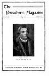 Preacher's Magazine Volume 01 Number 06