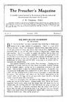 Preacher's Magazine Volume 05 Number 01